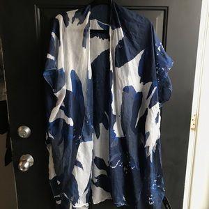 🍹4/$40 NWT sarong cover up